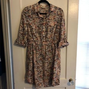 Loft Shirtdress